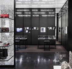 Chanel soho peter marino boutique interiors бутик, витрина и Shop Front Design, Store Design, Workbench Plans Diy, Luxury Store, Shops, Boutique Interior, Retail Interior, Top Interior Designers, Retail Space