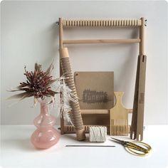 Weaving Loom Kit M / kit de démarrage / tissage par funemstudio