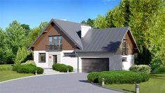 Zdjęcie projektu Dom przy Cyprysowej 8 KRK1225