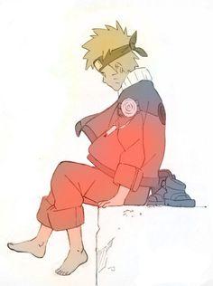 On the night the Nine Tailed Fox Demon attacked, Kushina gave birth to triplets. Two boys and one girl. Naruto, Menma, and Kamiko Nam. Kakashi Hatake, Naruto Uzumaki, Anime Naruto, Boruto, Naruto Sad, Naruto Cute, Shikamaru, Naruhina, Manga Anime