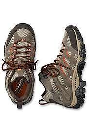 Merrell Moab Waterproof Hiking Shoes