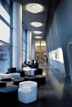 Hotel Puerta America - Madrid Top Interior Designers | Marc Newson…