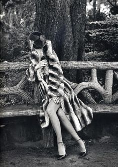 Французский Vogue. Париж