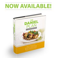 The Daniel Plan Cookbook is here. Explore over 100 easy, delicious recipes that offer an abundance of options to bring healthy cooking into your kitchen. No boring drinks or bland entrees here. Get ready to enjoy appetizing, inviting, clean, simple meals to share in community with your friends and family. Order yours today at www.danielplan.com #DanielPlan #HealthyEating #CleanEating #DanielPlanCookBook