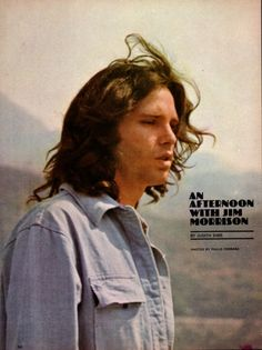 an afternoon with jim morrison