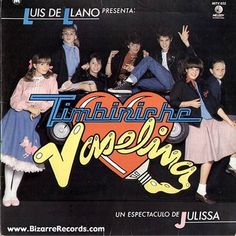 Vaselina en Mexico con Timbiriche