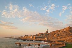 """Luderitz  The sleepy town of Luderitz with its quaint, old colonial German architecture.   The harbour town was in 1900 a base and supply station for the German """"Schutztruppe"""" and from 1908 for the booming diamond mining in Kolmanskop.  Location: Luderitz, Namibia"""
