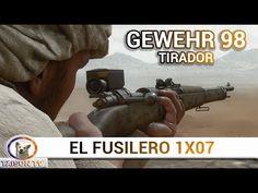 BATTLEFIELD 1 EL FUSILERO 1X07 GEWEHR 98 DE TIRADOR