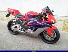 2005 Honda CBR 1000 RR