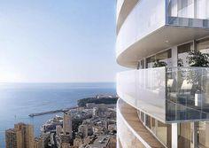 Sky Duplex im Tour Odéon - http://www.aiximmo.ch/property/sky-duplex-im-tour-odeon/- Der Tour Odéon ist einer der höchsten Wohntürme in Europa und das wichtigste neue Wahrzeichen an der Mittelmeerküste und Monaco!Die 73 Luxus-Residenzen befinden sich zwischen der 20. und 49. Etage und umfassen 70 eins bis fünf-Zimmer-Wohnungen (von 90 qm bis 650 qm), 2 Sky Duplex (jede mit 1.200 qm) und