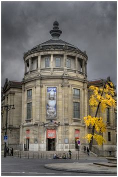 The Guimet Museum, one of world's best collections of Asian art. Located at 6, place d'Iéna in the 16th arrondissement. Paris