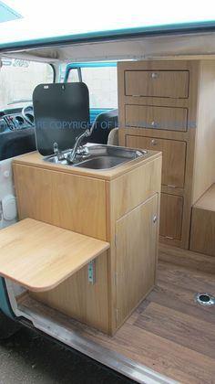 Camper interior gallery showing our range of VW interiors from Kustom Interiors, based in Cornwall