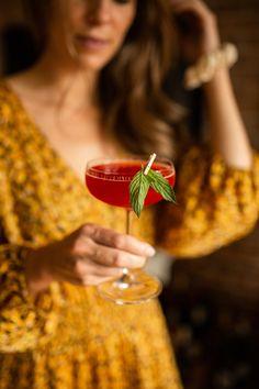 Martini Gin et Fraises | 1 ou 2 Cocktails