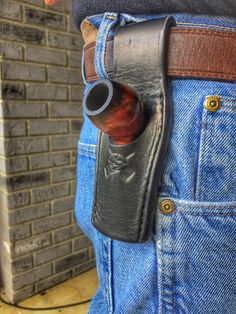 Dagner Leather Pipe Holsters - Dagner Pipes