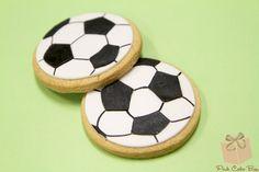 Soccer Cookies!  #cookies #soccer