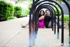 engagement photography -- cute idea