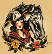 Sailor Jerry Style | for Lynette