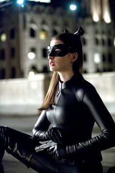 The Dark Knight Rises - Catwoman