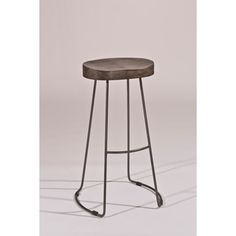 Hillsdale Furniture's Hobbs Tractor Non-Swivel Bar Stool - Overstock Shopping - Great Deals on Hillsdale Bar Stools