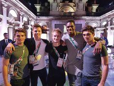 Team GB house #rio2016 @mearschris93 @yonakw @freddiebevis @jacklaugher