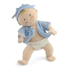 Rosy Cheeks Baby Boy Blonde Doll
