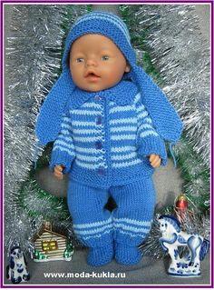 Костюм на беби-борн: жакет, шапочка, штанишки, носочки. - http://www.moda-kukla.ru/index.php?option=com_content&view=article&id=64:2011-09-06-06-13-48&catid=8:knitting1