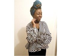 Queens, Ruffle Blouse, African, Tops, Women, Fashion, Moda, Shell Tops, Fasion