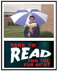 The True Adventures of a High School Librarian: Banned Books Week & Teen Read Week Fun!