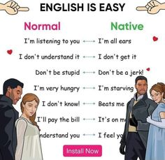 Learn English Words, English Study, English Writing Skills, English Vocabulary, Other Ways To Say, English Course, Idioms, Listening To You, Writing Prompts