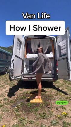 Diy Camper Trailer, Slide In Camper, Vintage Campers Trailers, Cargo Trailer Conversion, Camper Van Conversion Diy, Rv Camping Checklist, Camping Hacks, Camping Essentials List, Van Camping