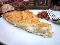 Khachapuri (Georgian cheese pastry)