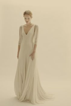 Cortana Bridal Collection: Gipsy with Sueño top. (In love with the gown, not the bolero)