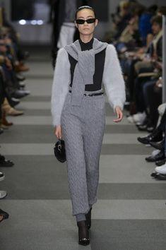 Alexander Wang at New York Fashion Week Fall 2018 - Runway Photos