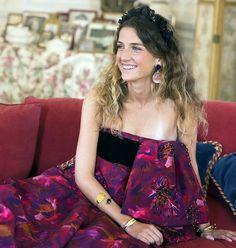 Tocas y pamelas boda Pamela, One Shoulder, Blouse, Women, Fashion, Headpieces, Seasons, Winter, Outfits