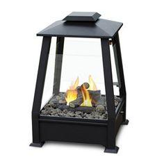 Real Flame Sierra Gel Fireplace - Outdoor