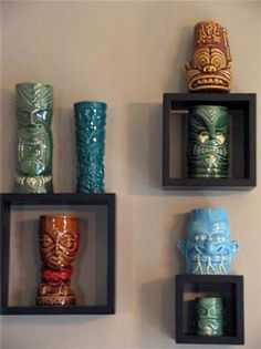 tikidisplay. I would do this with something other than tiki