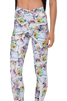 Dobby HWMF Leggings by Black Milk Clothing $85AUD