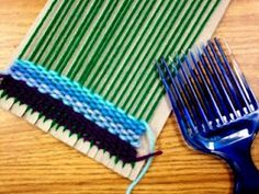 weaving tips