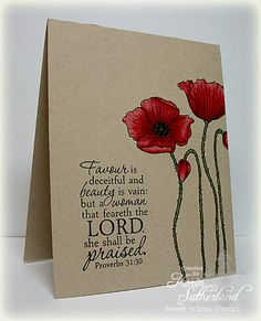 Sweet 'n Sassy Stamps - Precious Poppies Clear Stamp Set (http://www.sweetnsassystamps.com/precious-poppies-clear-stamp-set/)
