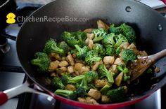 Healthy Chicken Breast & Broccoli Stir Fry Recipe — Best Recipe Box