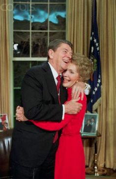 Please pin freely. Share as much as you like and enjoy today! President and Nancy Reagan, January 1984 40th President, President Ronald Reagan, Former President, Presidents Wives, Greatest Presidents, American Presidents, Ronald Reagan Quotes, Nancy Reagan, The Wedding Singer