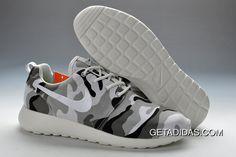 7ebb57424e7d Nike Roshe Run Grey Black White TopDeals 780963