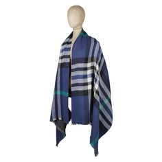 #fraas #scarf #square #madeingermany #snood #women #Damen #Fashion #Ponchos #capes #blankets #checks #XXL-scarf #xxl-schal #schal more: store.fraas.com