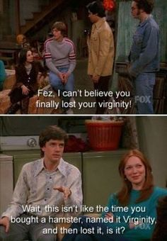 oh that 70s show..