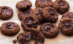 Dan Lepard: Walnut black cherry cookies