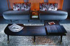 Mid Century Sofa / Coffee Table   Flickr - Photo Sharing!