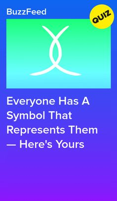 Everyone Has A Symbol That Represents Them — Here's Yours True Colors Personality, Personality Quizzes, Quizzes For Fun, Random Quizzes, Horror Movie Quotes, Character Test, Love Quiz, Interesting Quizzes, Playbuzz Quizzes