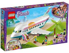 FriendsBricks | 2020 Summer Friends sets All Lego Sets, Lego Friends Sets, Toys Uk, Lego Toys, Lego Lego, Lego Batman, Lego Ninjago, Legos, Avion Lego