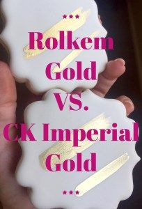 Rolkem Gold vs CK Imperial Gold