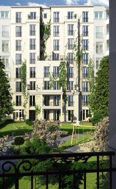 Patzschke & Partner Architekten » Beuthstraße 5